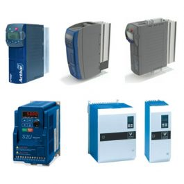Frequency inverters and drives