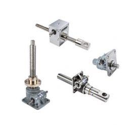 Mechanical screw jacks