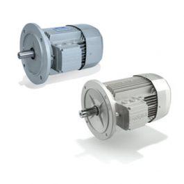 Trojfázové AC motory