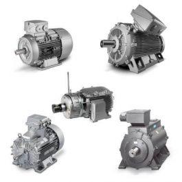 Siemens SIMOTICS AC motory